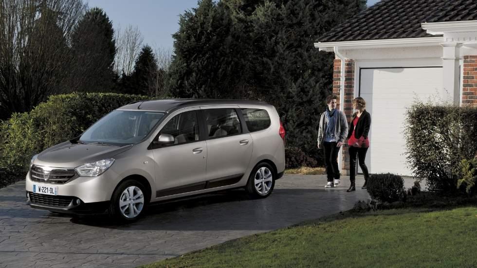 Dacia Lodgy 2019: novedades en la gama del familiar de bajo coste
