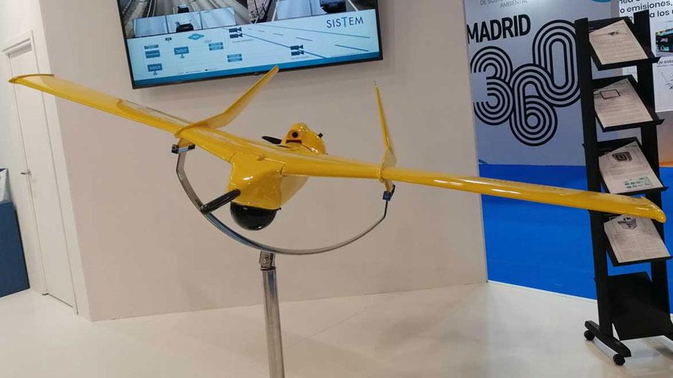 Milvus, aún más eficaz que los drones: la nueva herramienta para multar desde el aire