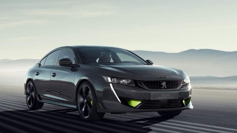 Peugeot 508 Sport Engineered: así es la nueva berlina deportiva ya confirmada