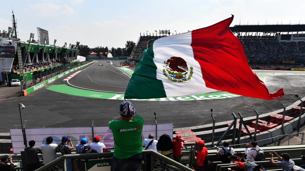 Fiebre de F1 en México. Ya no hay entradas