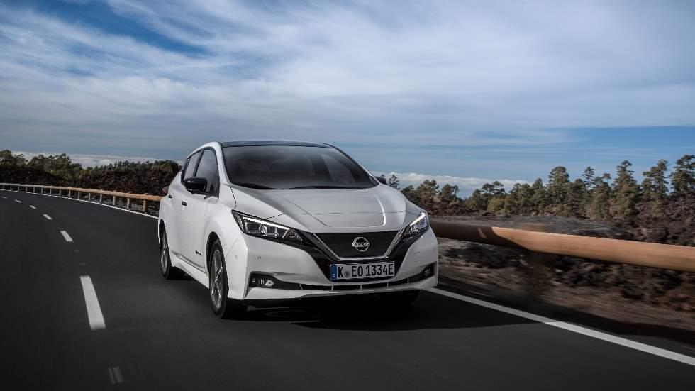 Nissan Charge, la nueva app para recargar los Nissan eléctricos