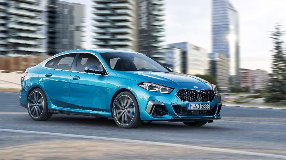 BMW Serie 2 Gran Coupé 2020: datos, fotos y primeros precios para Europa