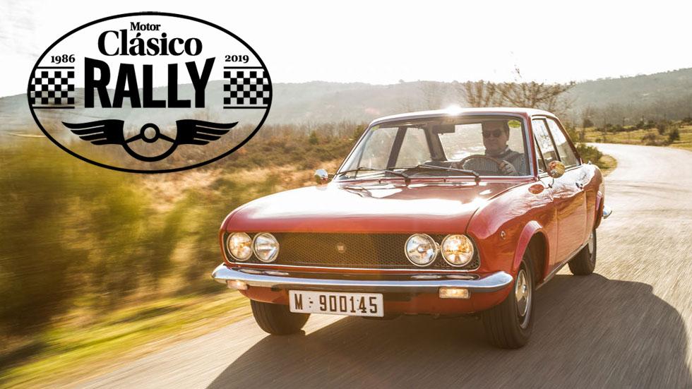 Motor Clásico Rally 2019: todos los detalles de la primera edición