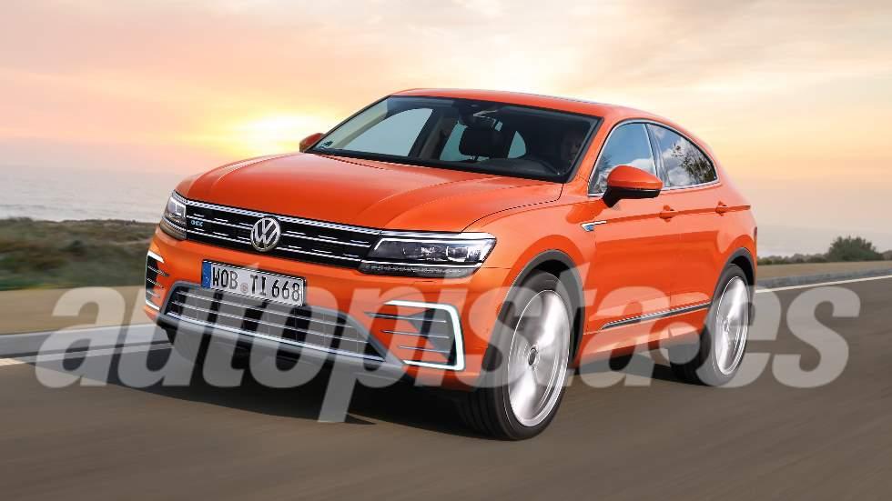 Volkswagen Tiguan 2020: así se actualizará el SUV compacto