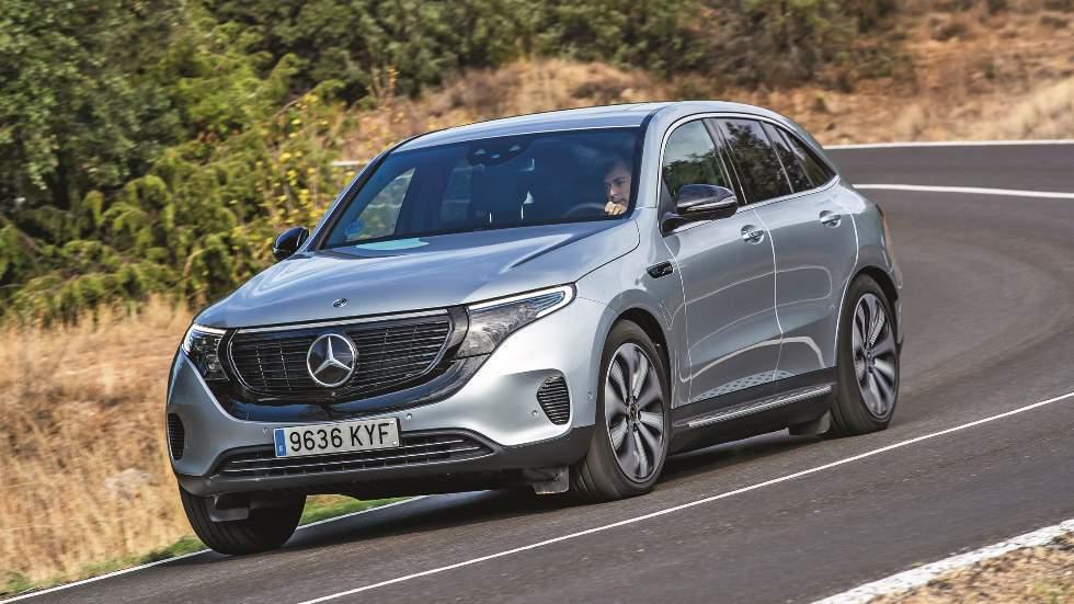 Mercedes EQC 400 4Matic: prueba con todos los datos del nuevo SUV eléctrico