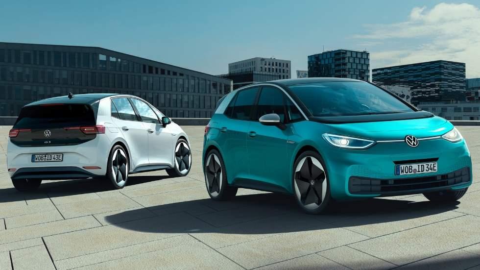 El Grupo Volkswagen lanzará 70 coches eléctricos antes de 2025