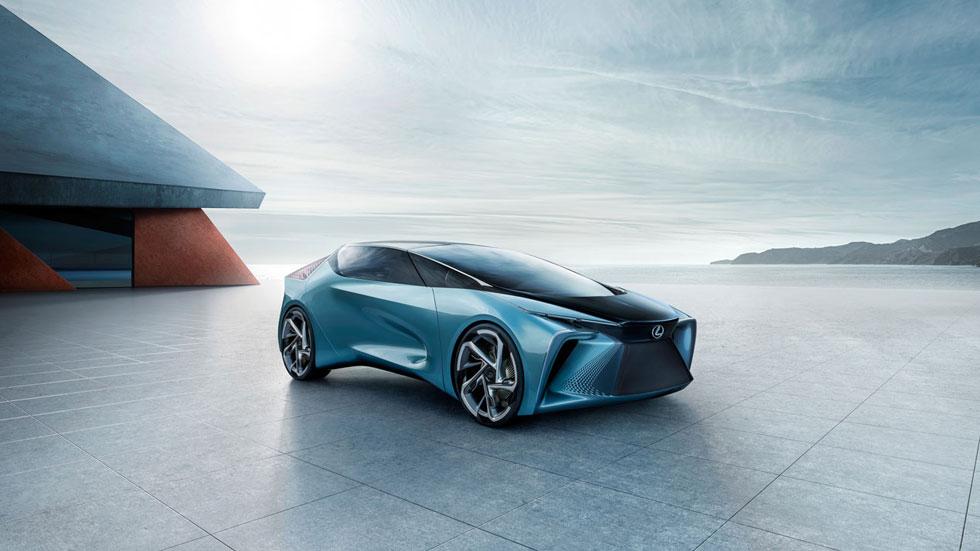 Lexus LF-30 Electrified, el concepto eléctrico que anticipa el futuro