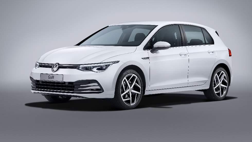 Oficial: VW Golf 8, así es la octava generación del mito