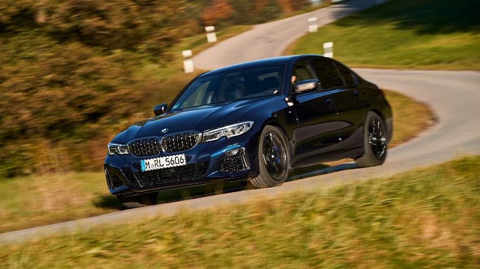 "BMW M340i xDrive: primera prueba del ""aperitivo"" del M3"
