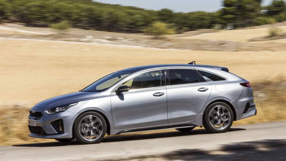 Kia ProCeed 1.0 T-GDI 120 CV: a prueba el nuevo familiar coupé de gasolina