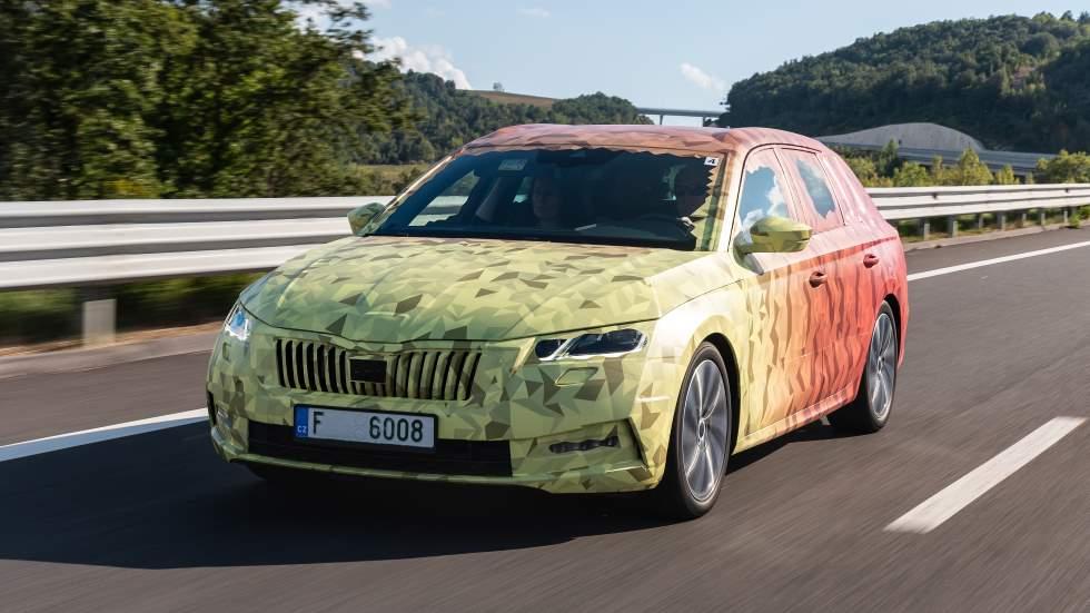 Skoda Octavia Combi 2020: conducimos la nueva generación del coche familiar