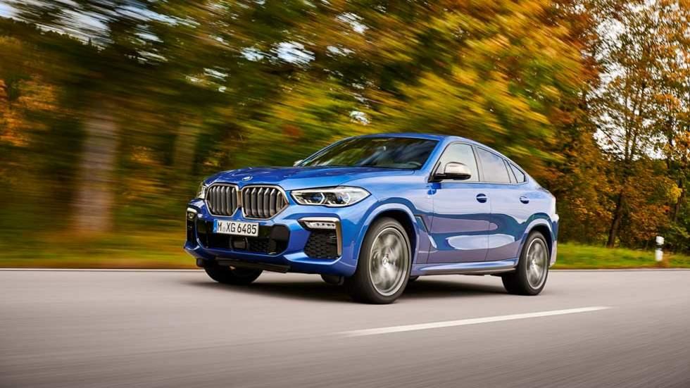 BMW X6 2020: prueba, análisis y precios del pionero de los SUV coupés