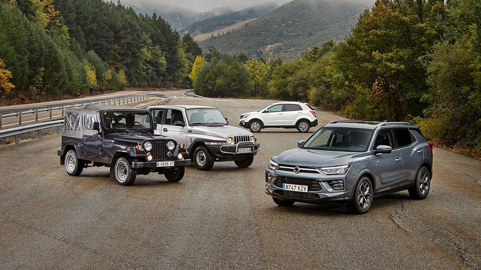 SsangYong Korando 2019: prueba y precios de la nueva generación del SUV