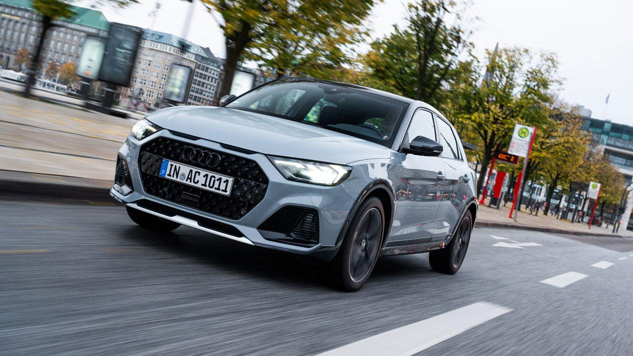 Audi A1 Citycarver, primera prueba del utilitario de imagen SUV