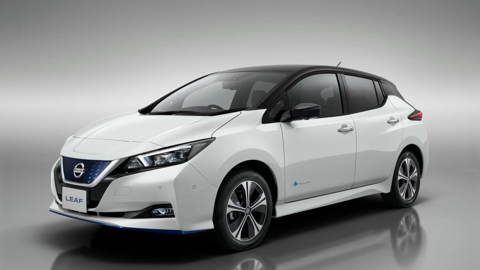 Nissan Leaf e+: un coche eléctrico de largo recorrido para un gran reto de movilidad