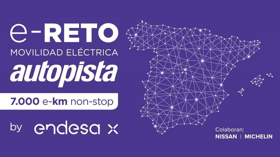 e-Reto Autopista by Endesa X: ¡súbete ya a nuestro gran desafío!