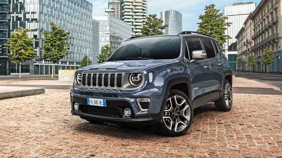 Jeep Renegade 2020: el SUV urbano, ahora más tecnológico y conectado