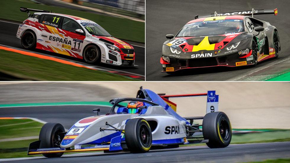 FIA Motorsport Games 2019: así le han ido a los pilotos españoles
