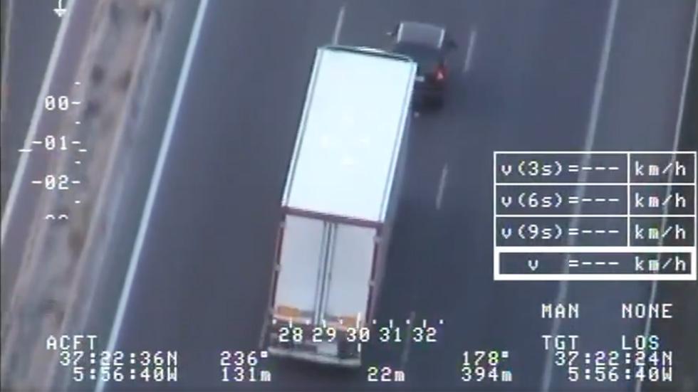 Camión o coche: ¿quién comete la infracción en el último vídeo de la DGT?
