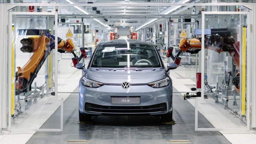 VW ID.3: arranca ya la producción del nuevo coche eléctrico de masas