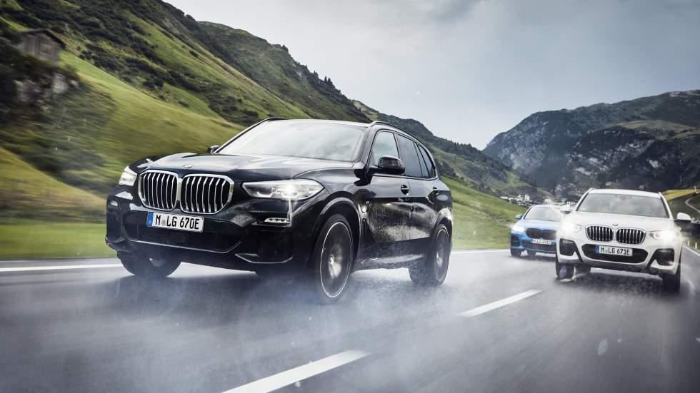 BMW X3 xDrive30e: precio y claves del nuevo SUV híbrido enchufable