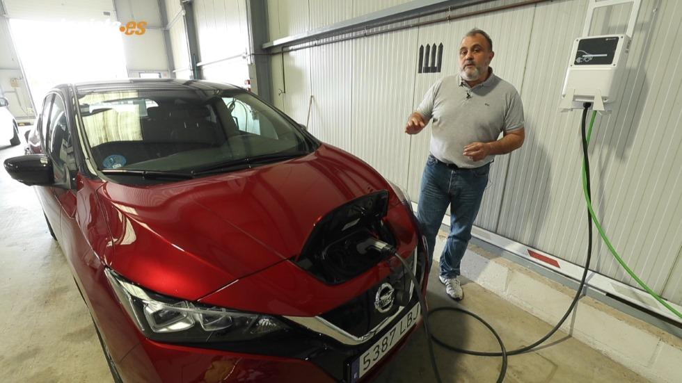 Cómo se carga un coche eléctrico: e-Reto Autopista by Endesa X