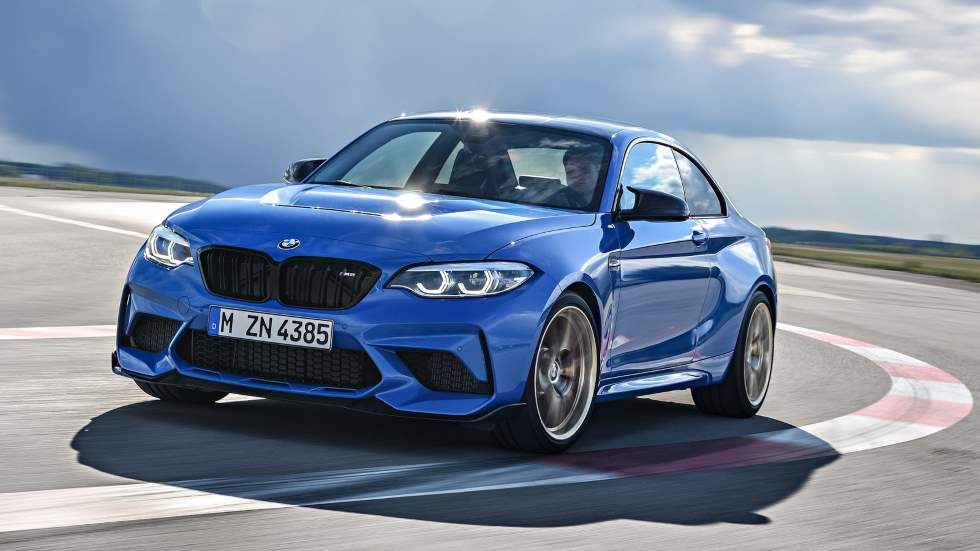BMW M2 CS 2020: así es el nuevo y exclusivo deportivo