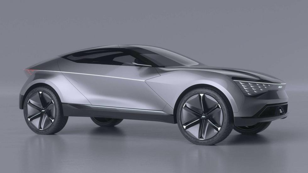 Kia Futuron Concept, la base de los futuros SUV eléctricos de Kia