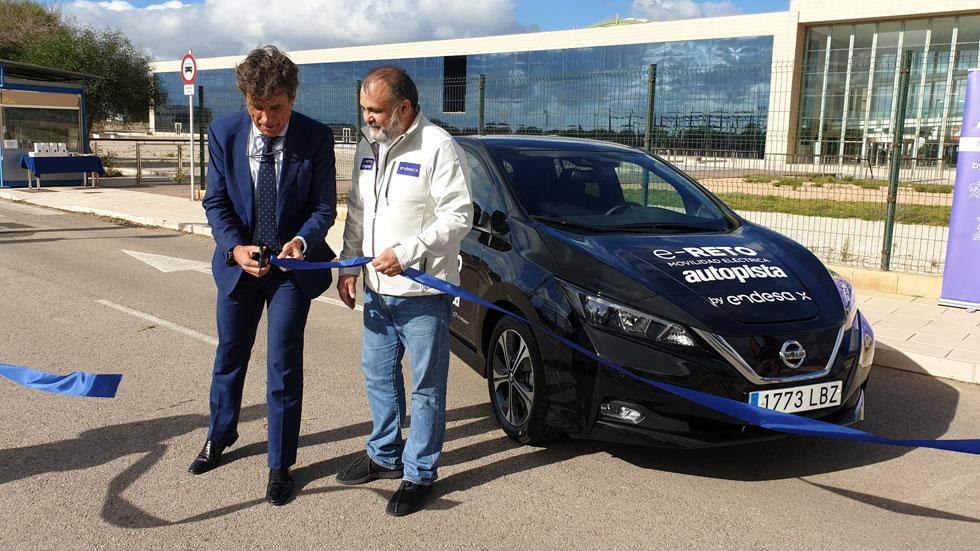 Autopista y Endesa X se enfrentan al e-Reto Movilidad Eléctrica