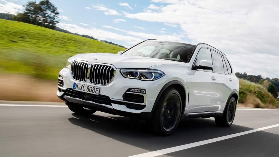 BMW X5 xDrive 45e: a prueba el nuevo SUV híbrido enchufable