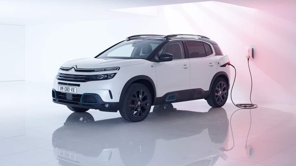 Citroën C5 Aircross Hybrid 2020: precio y claves del nuevo SUV híbrido enchufable