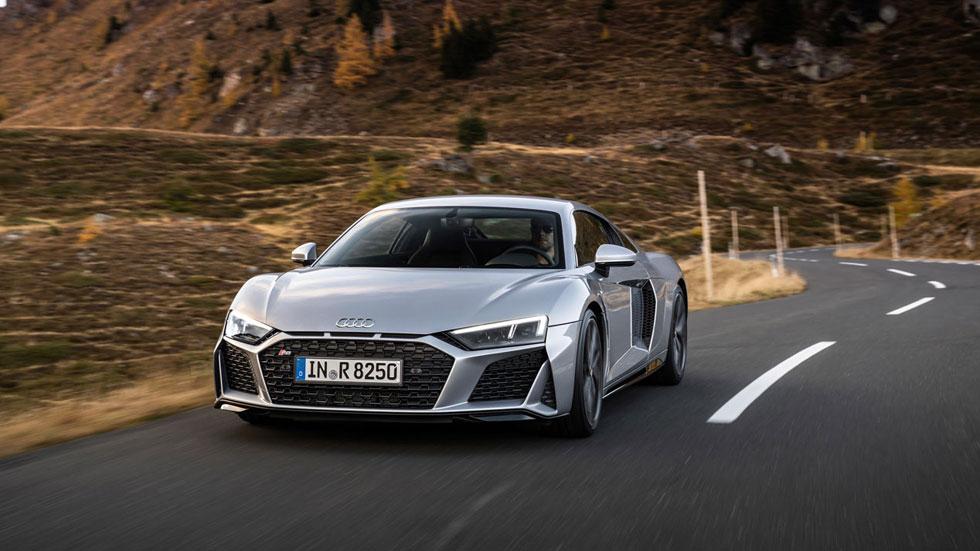 Audi R8 V10 RWD 2020: la versión de propulsión trasera, aún más deportiva y vibrante
