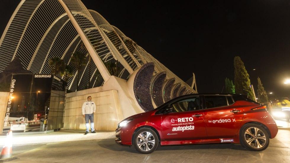 #eReto Etapa 1: de Valencia a Ciudad Real, por menos de 20 euros
