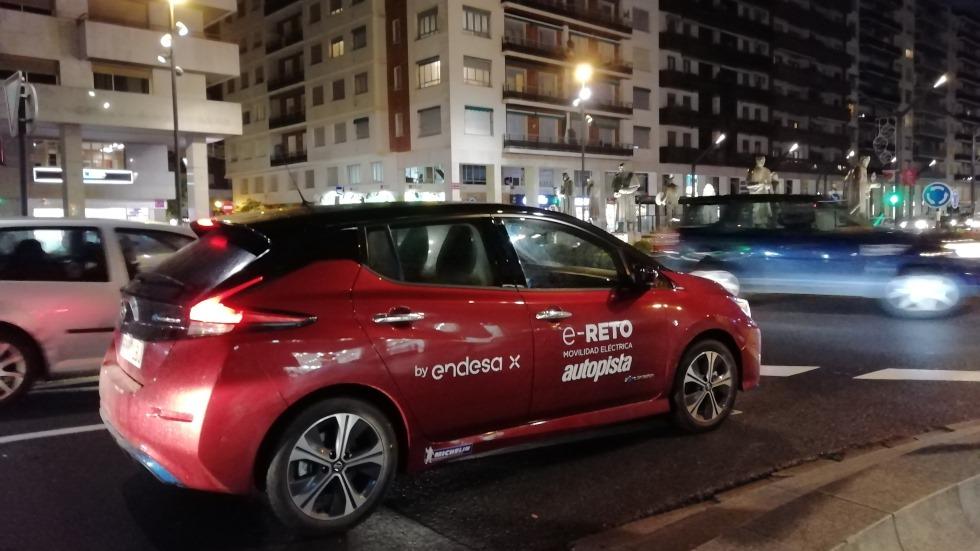 #eReto Etapa 6: prueba contrarreloj de mini consumo hasta Zaragoza