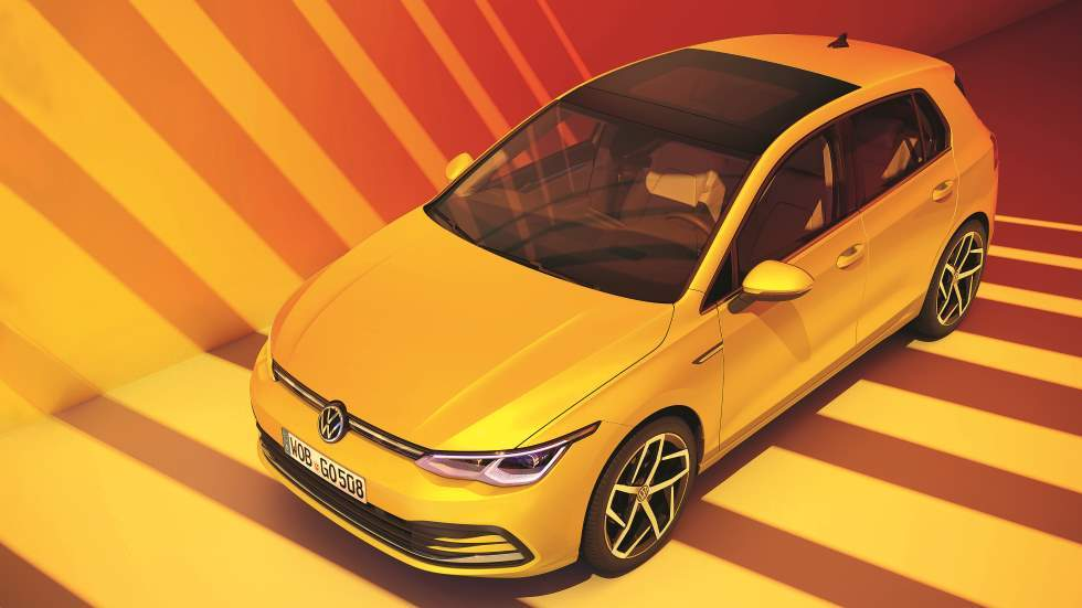 Revista Autopista 3122: dossier especial sobre el nuevo VW Golf 8