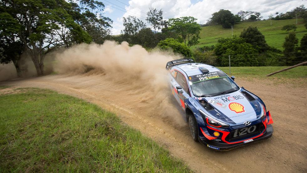 El Rally de Australia 2019, cancelado por los incendios; Hyundai, campeón