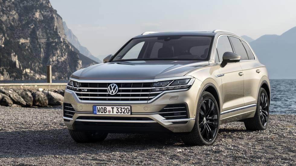 VW Touareg 4.0 V8 TDI: precio para España del nuevo súper SUV diésel