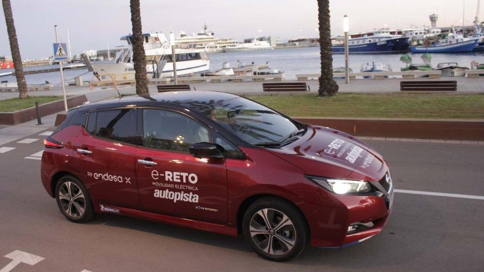 #eReto Etapa 7: viaje por Cataluña y los Pirineos... y con consumo récord