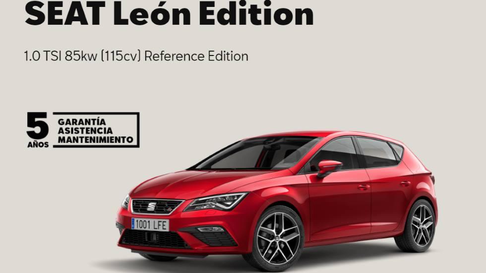 Seat León y Ford Kuga, las grandes ofertas de coches nuevos de finales de año