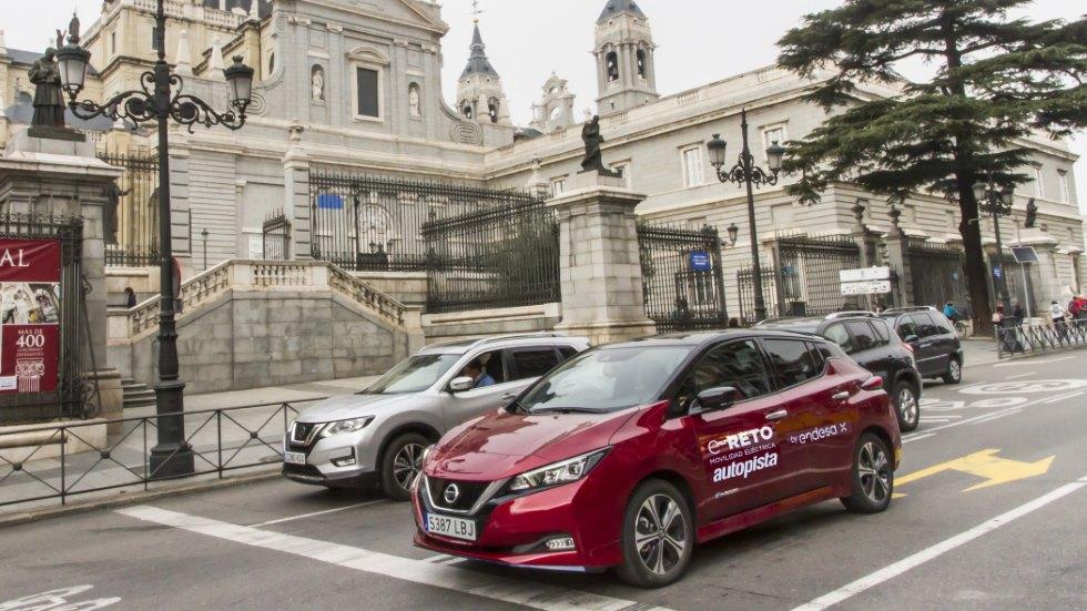 #eReto Etapa 8: final en Madrid con sorpresas para una vuelta a España de casi 7.000 km