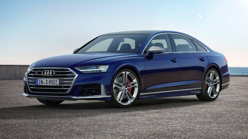 Audi S8 2020: así es el lujo más estimulante y deportivo