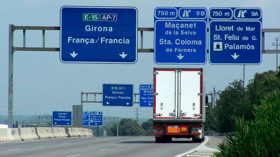 Así es el novedoso sistema español para camiones antiasalto de polizones