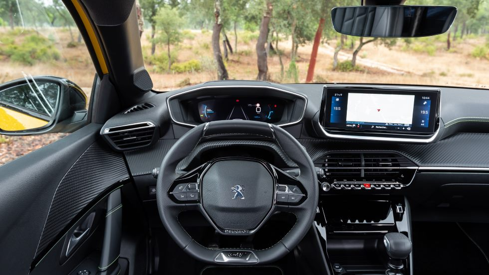 Peugeot 208 y 2008 2020: así es su nueva generación de i-Cockpit 3D