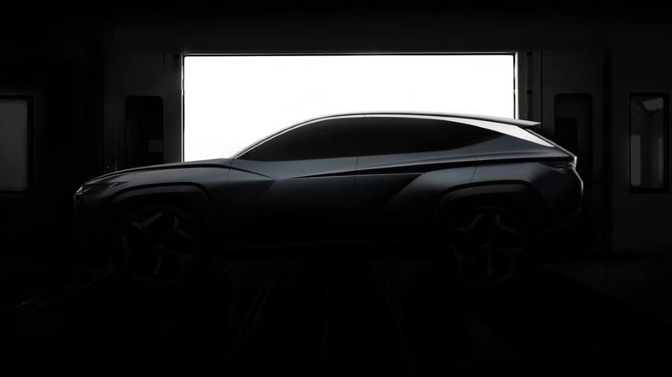 Hyundai desvelará un nuevo SUV en el Salón de Los Ángeles: ¿el sucesor del Tucson?