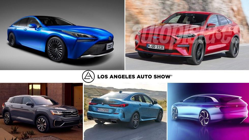 Salón de Los Ángeles: todas las novedades de coches… y mucho SUV eléctrico