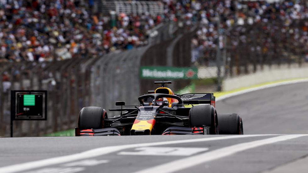 GP de Brasil de F1 (Q): pole position para Max Verstappen