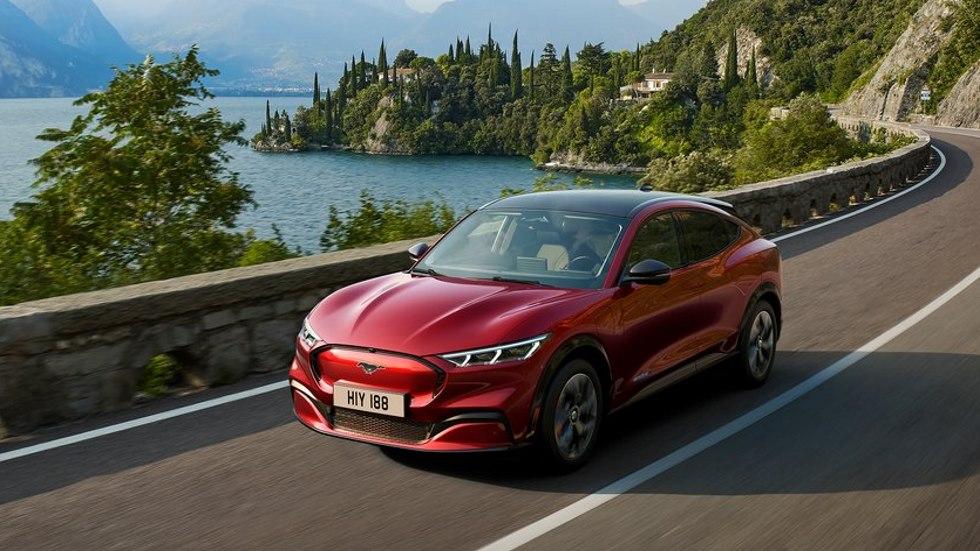 Ford Mustang Mach-E: así es el nuevo SUV eléctrico, en VÍDEO