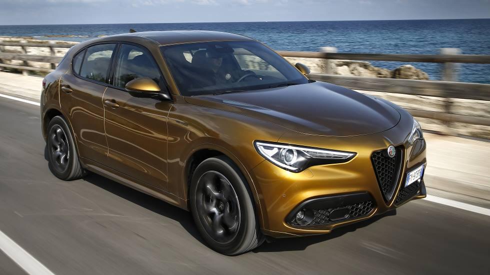 Alfa Romeo Stelvio y Giulia 2020: a prueba los renovados SUV y berlina