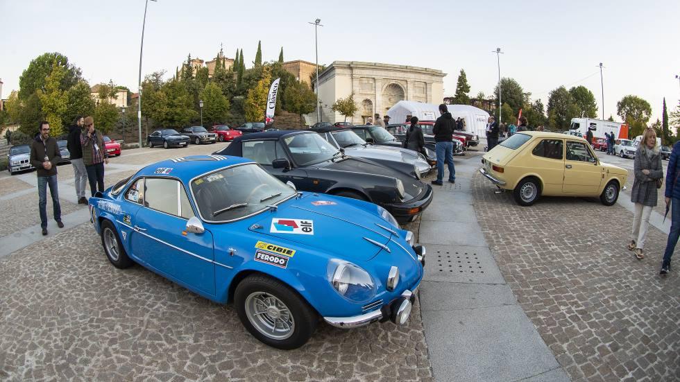 Motor Clásico Rally 2019: mucho más que una ruta de coches clásicos