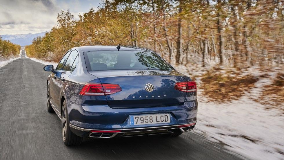 Volkswagen Passat 2020: probamos la nueva berlina, ahora más digital